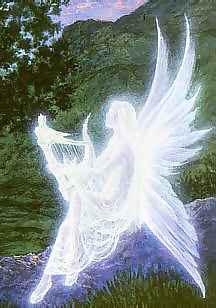 i himlen sidder guds engle små